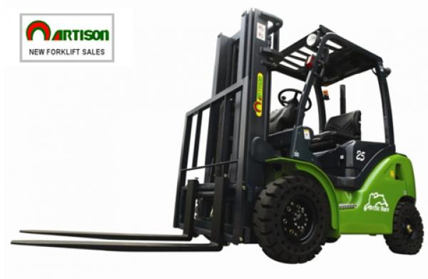 New Forklift Trucks for Sale