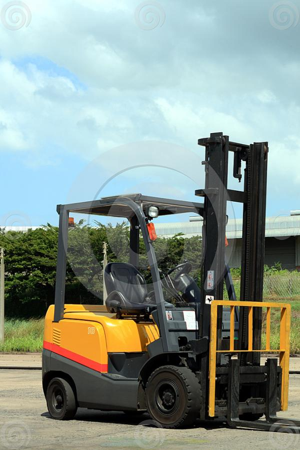 Sell Your Forklift