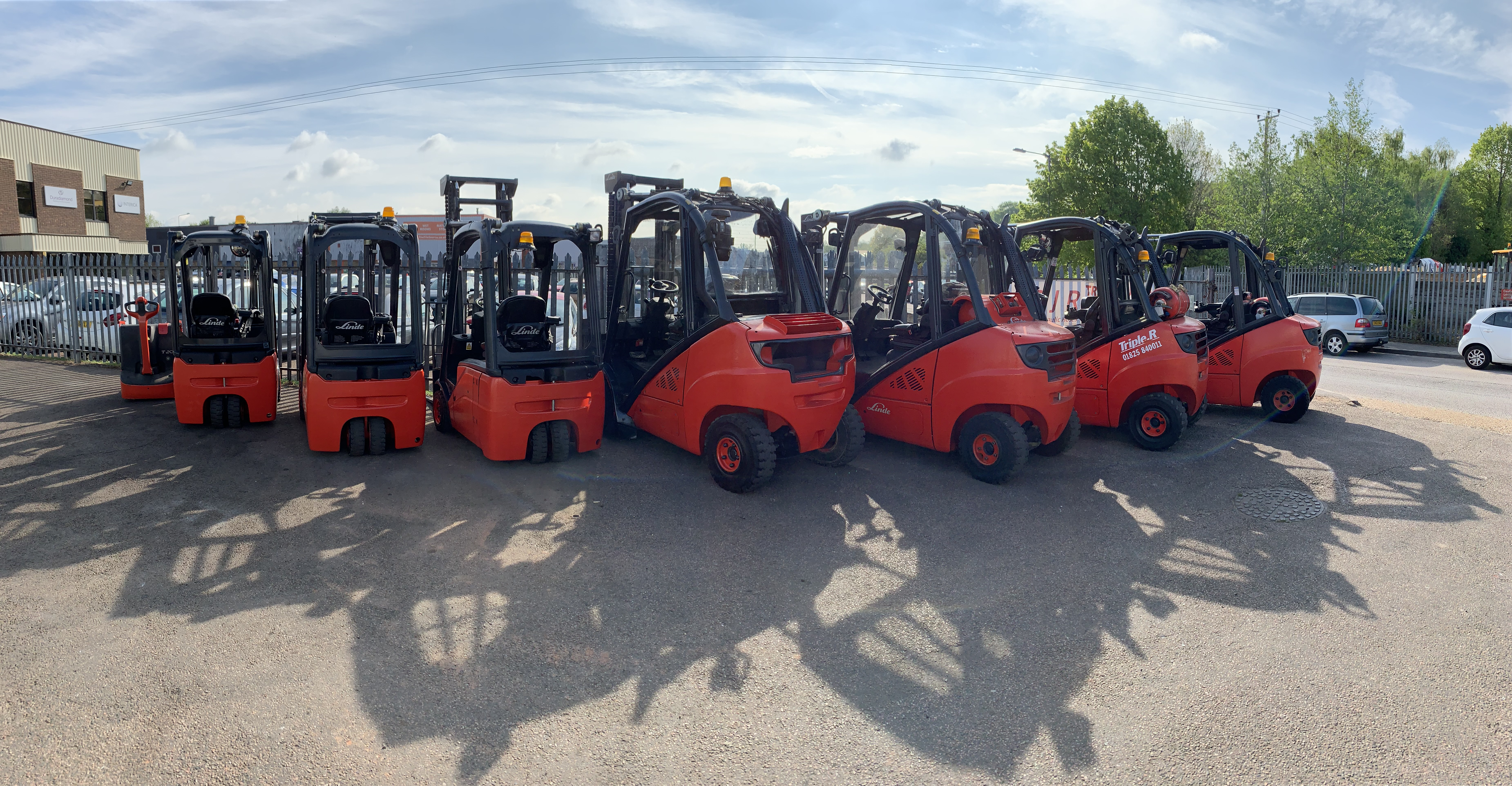 Used Forklift Trucks for Sale