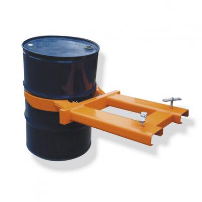 Fork Mounted Drum Lifter
