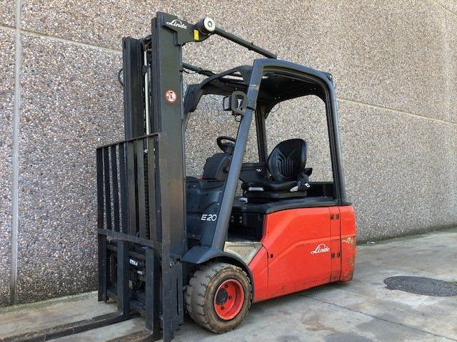 Due In - Linde E20L