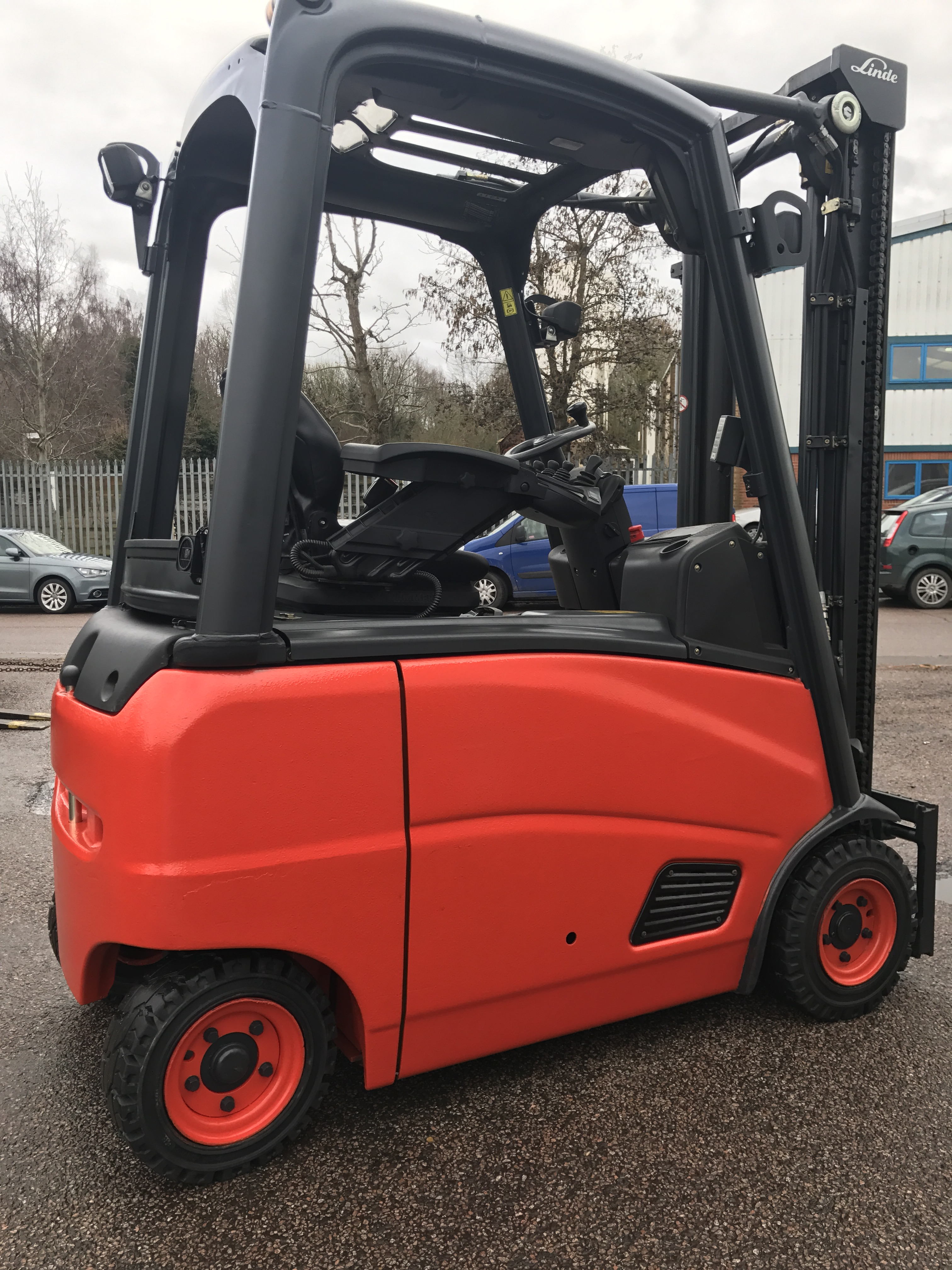 Linde E20PH Electric