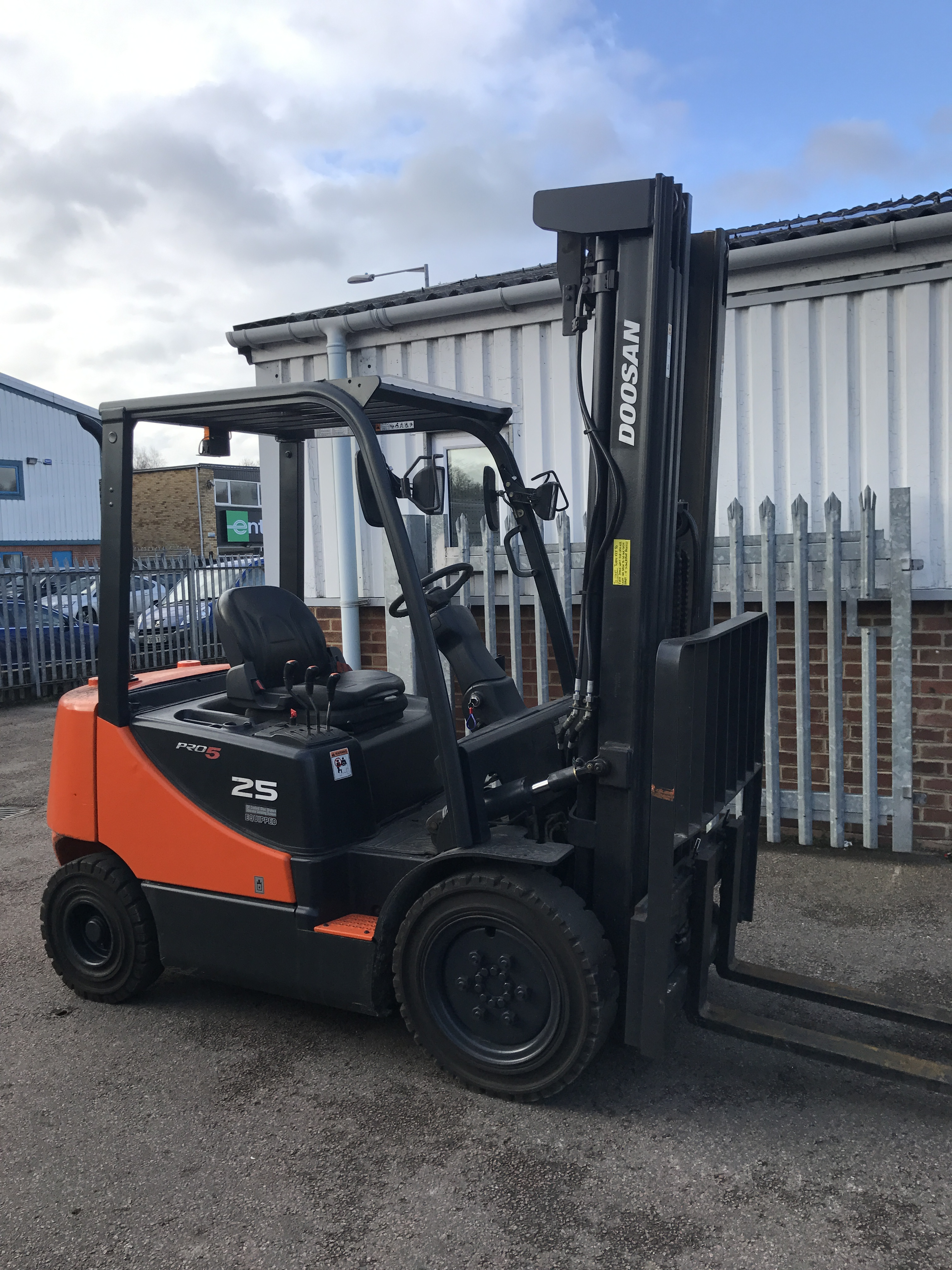 Due in -Doosan D33S-5