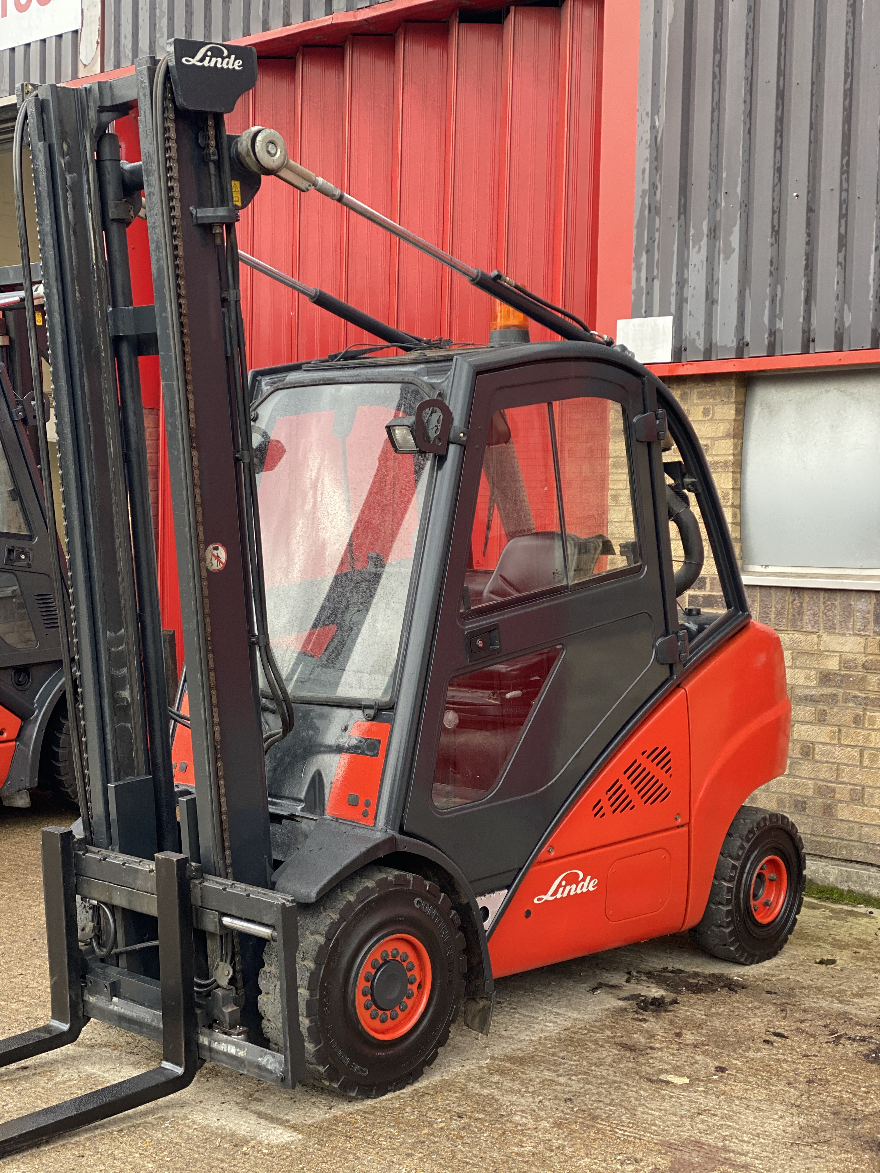 Linde H35D - Due In