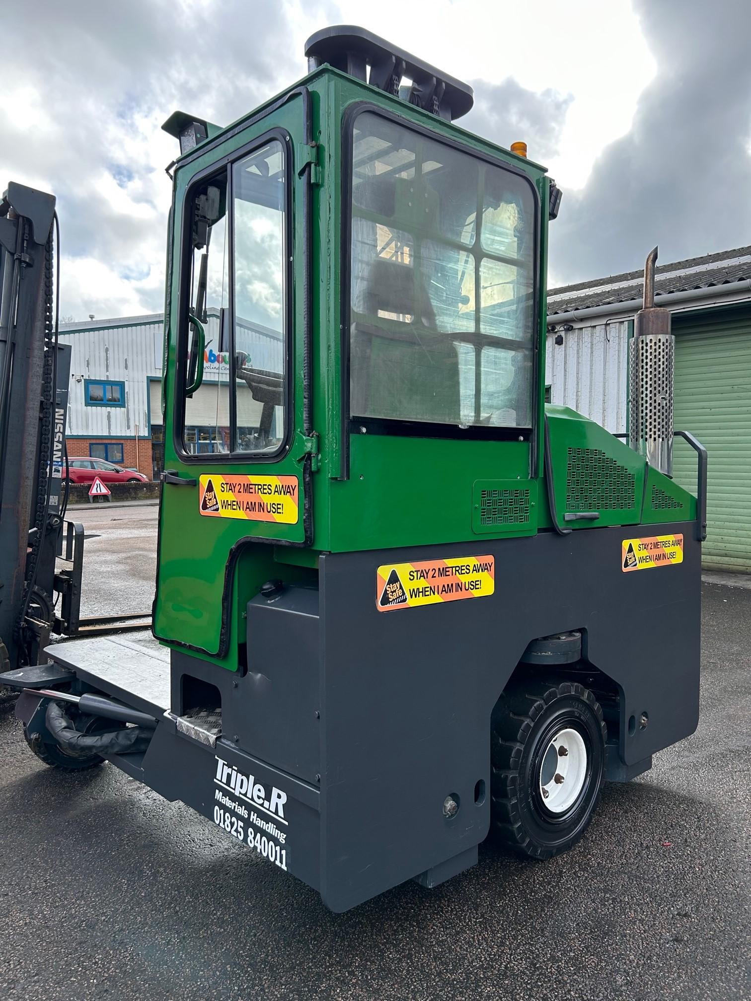 Doosan D25S-5 Diesel Forklift